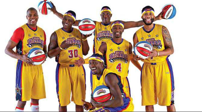 Harlem Wizards March 27 (Wednesday) Get Tickets Here