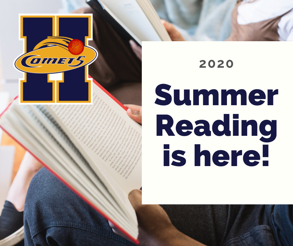 The Summer Reading Book Lists and Assignment are Here!